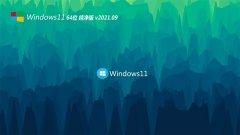 系统之家Windows11 64位 热门纯净版 2021.09